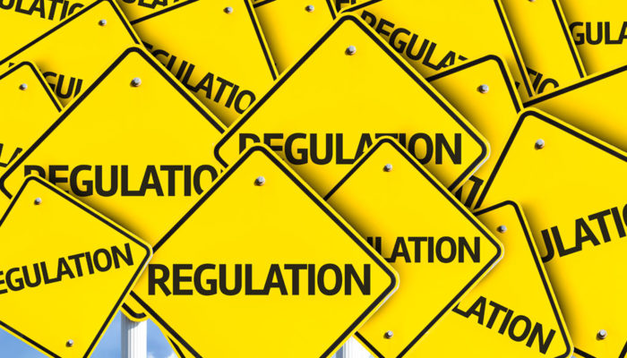 GOVERNMENT REGULATION POLICY